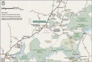 mapa-las-vegas-zion